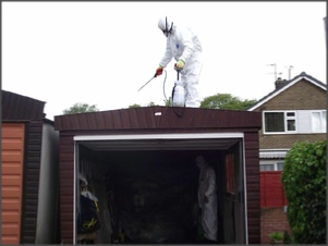Garage Asbestos Removal Leeds Local Company Fully Certified
